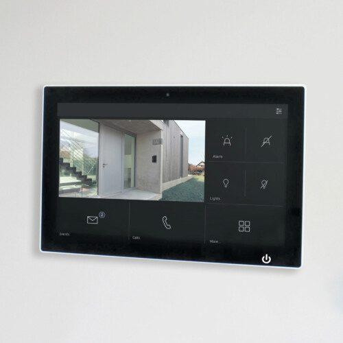 """Allnet 10"""" Wallpanel mit Residium App"""
